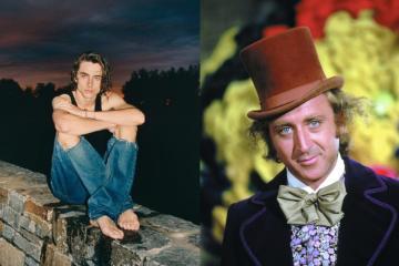 Primer vistazo de Timothée Chalamet como el nuevo Willy Wonka