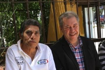Anselmo Pinales: Un dirigente fuera de serie