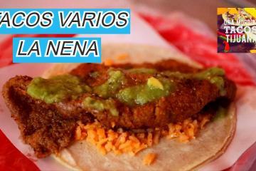 """""""Una Mordida Tacos Tijuana"""": Tacos Varios """"La..."""