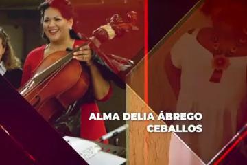 Alma Delia Ábrego Ceballos es nombrada secretaria de cultura