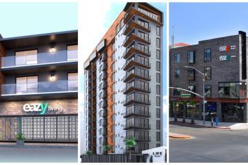 Grupo Cosmopolitans buildings improve Tijuanas urban landscape