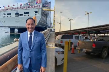 Alcalde Todd Gloria agradecido por reapertura fronteriza entre...