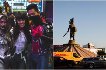 Anime Convention and 3 other events in Tijuana this weekend