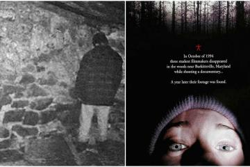El proyecto de la bruja de Blair es la película más aterradora,...