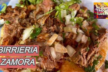 """""""Una Mordida Tacos Tijuana"""": Birriería Zamora / Temporada 2"""