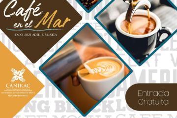 Café en el Mar: Expo 2021 Arte y Música