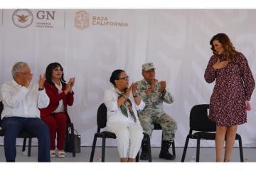 AMLO asegura que Baja California tendrá éxito con Marina del...