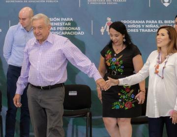 Governor-elect of Baja California, Marina del Pilar is honest and...