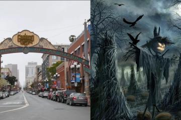 Gaslamp Quarter en San Diego tendrá varias actividades de Halloween