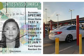 """¿Tienes """"green card""""? Te pedirán certificado de..."""