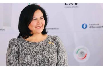 Senadora de Baja California Alejandra León iniciará gira para...