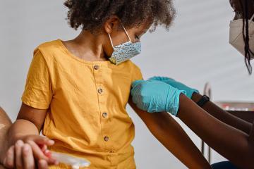 Comparte Casa Blanca plan para vacunar a niños de 5 a 11 años