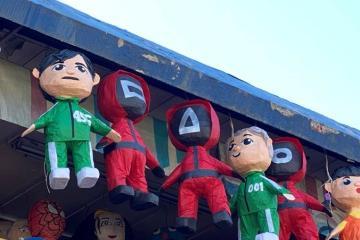 """Llegan a Tijuana piñatas y otros productos de """"El Juego de..."""