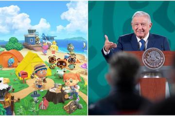 Nintendo es violento y dañino para los niños: asegura AMLO