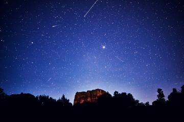 """""""Oriónidas"""": Cuándo y cómo ver la lluvia de estrellas de..."""