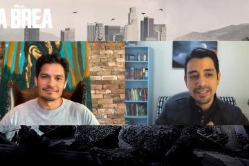 """Entrevista a Nicholas Gonzalez, actor de """"La Brea"""""""