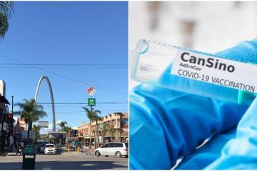 Baja California vigila a vacunados con Cansino para que no se...