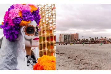Playas de Rosarito tendrá Festival del Día de Muertos