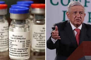 OMS responde a AMLO petición de autorizar vacunas Sputnik V y CanSino