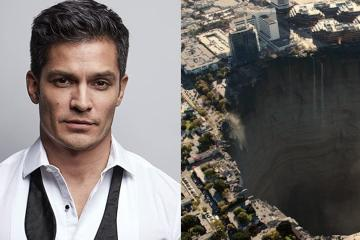 Actor latino Nicholas González triunfa con serie de ciencia...