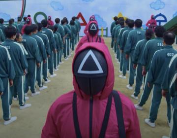 Manifestaciones laborales en Corea del Sur a causa de El Juego del...