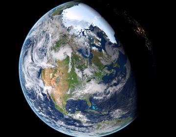 Advierten que la Tierra podría sufrir volcadura sobre su propio eje