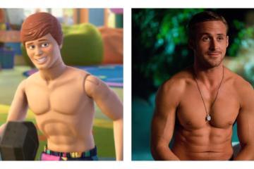 Ryan Gosling será Ken en la nueva película de Barbie