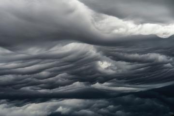 Pronostican fuertes lluvias para Tijuana este lunes