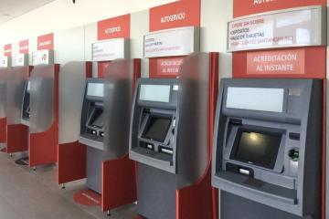 No se podrá retirar efectivo en cajeros Santander este lunes