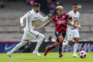 Xolos es eliminado por Pumas del Torneo de Apertura 2021