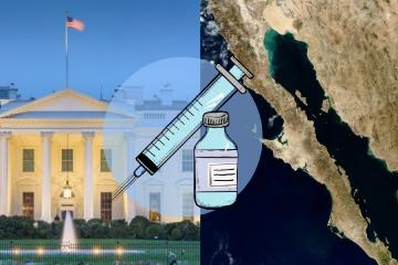 Gobierno de EE.UU. prohibió que San Diego donara vacunas anticovid...