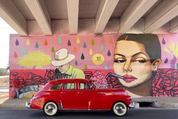 Ciudad mural, un suceso en Mexicali