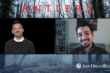 "Entrevista al director Scott Cooper sobre ""Antlers"""
