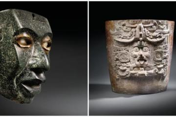 Secretaría de Cultura solicita detener subasta de piezas...