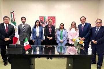 Marina del Pilar anuncia a 8 integrantes más para su gabinete como...
