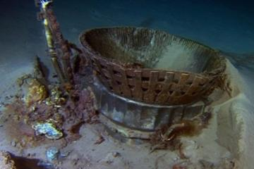 Founder of Amazon finds Apollo 11 Engines
