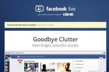 Facebooks new smartphone