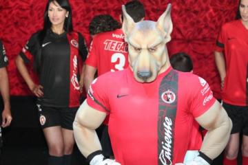 Xolos unveils new jersey