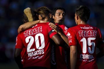 Puebla vs Xolos match summary