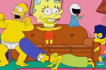 The Harlem Shake : Homer Simpson Style