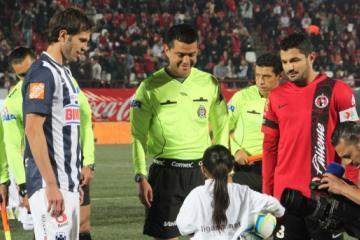 Xolos vs Rayados match summary