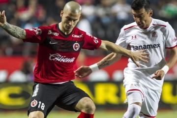Tijuana Xolos 0-0 Toluca: Xoloitzcuintles protect their home goal