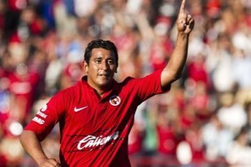 Alfredo Moreno returns to Tijuana Xolos