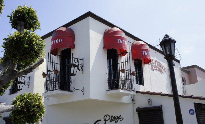 Tia Juana Tattoo Entre Los Mejores México Sandiegoredcom