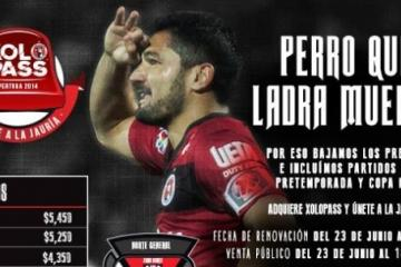 Apertura 2014 season XoloPass is here