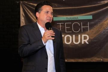 Tijuana Tech Tour Promotes Regional Tech Sector Development