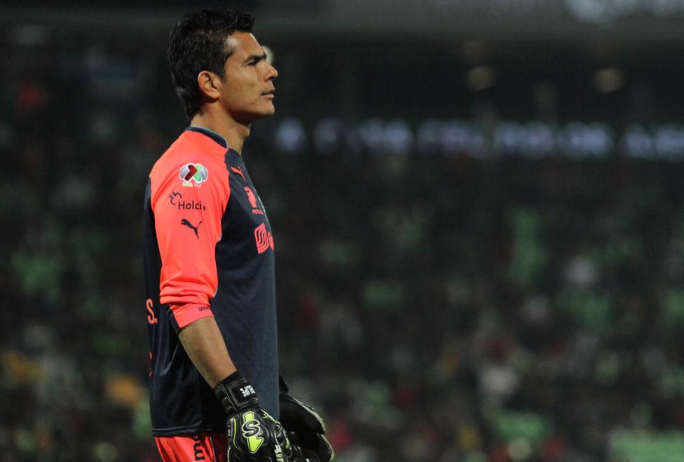 c91096281 Oswaldo Sánchez se convirtió en el jugador con más partidos en Primera  División con 725 minutos disputados