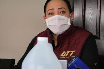Universidad de Tijuana produce líquido desinfectante para...