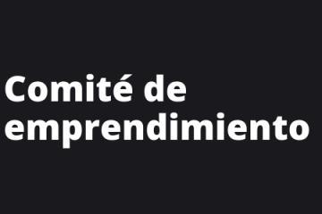 Comité de Emprendimiento