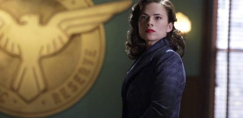 Agent Carter ha sido cancelada